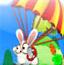 飞翔的小兔子