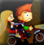 情侣摩托游乐园
