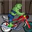 超级绿巨人摩托