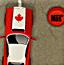 加拿大边境飚车