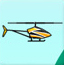 直升机打高尔夫
