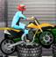 超帅摩托车特技