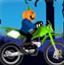 南瓜人骑摩托
