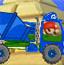 马里奥开水泥车