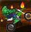 绿巨人骑摩托