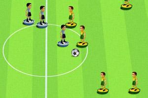 弹足球大赛