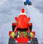 圣诞老人机动车