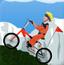 鸣人骑自行车收集经书