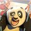 功夫熊猫火箭飞车