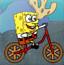 海绵宝宝自行车