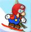 超级玛丽滑雪