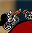 蝙蝠侠开摩托车