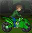 超萌骇客骑摩托
