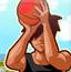 自由投篮训练
