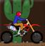 沙漠摩托车挑战