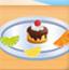 热带水果蛋糕