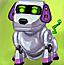 可爱机器小狗