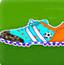 设计足球战靴