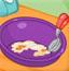 小兔做蛋糕