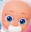 照顾可爱婴儿
