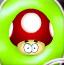 五彩蘑菇头对对碰