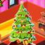 圣诞房间装饰
