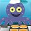章鱼大厨做蛋糕