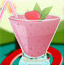 制作草莓冰淇淋