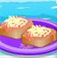 美味烤豆饼