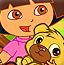 朵拉照顾熊宝宝