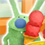 兔兔冰淇淋店