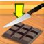 核仁巧克力饼