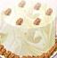 菠萝奶油大蛋糕