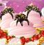 草莓冰淇淋派