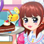 女孩蛋糕店