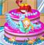 美人鱼蛋糕