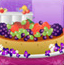 美味水果蛋糕
