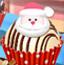 圣诞蛋糕团子