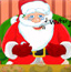 饥肠辘辘的圣诞老人