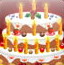 制作美味新年蛋糕
