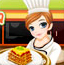 泰莎做意大利千层饼