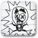 铅笔画小人13