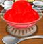 双树莓果汁冰糕