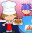 比萨小厨师