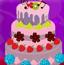甜蜜16岁生日蛋糕
