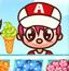 冰淇淋糖果店
