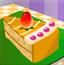 制作可口的蛋糕
