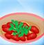 烹饪番茄荠菜