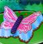 蝴蝶生日蛋糕
