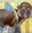 宠物小猴美容店